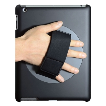 EW1642 | READER - HARD COVER CON SUPPORTO RUOTABILE PER iPad | Ewent | distributori informatica