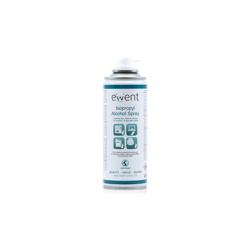 EW5613 | Spray Alcool Isopropilico 200ml | Ewent | distributori informatica