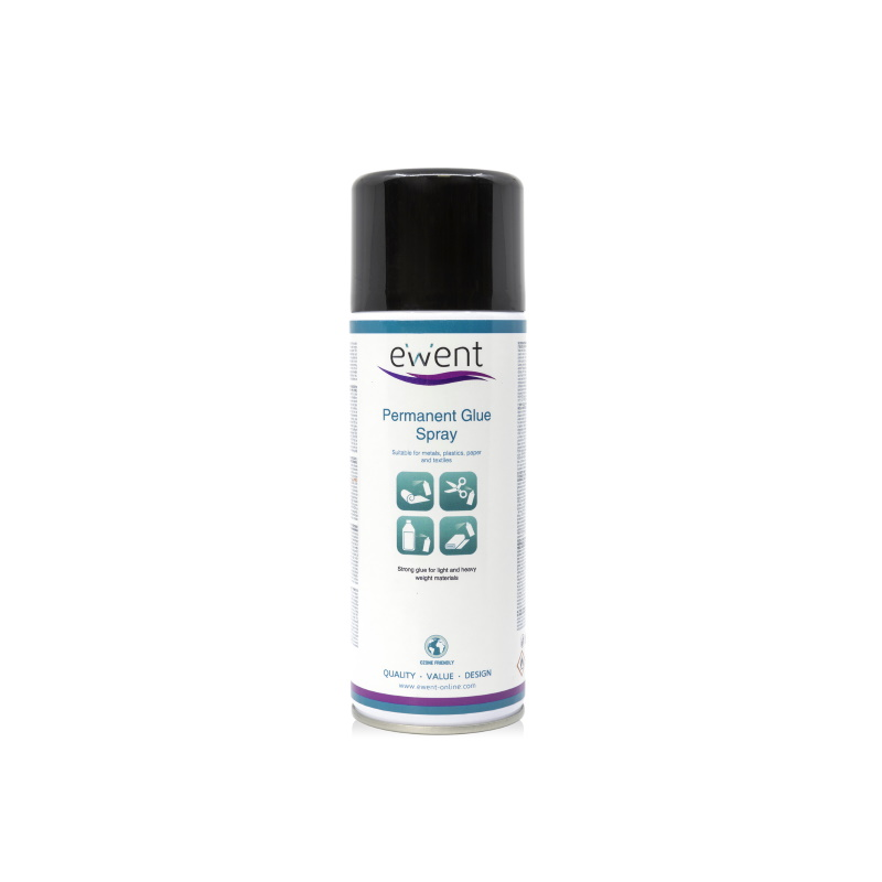 EW5626 | Spray Colla Permanente 400ml | Ewent | distributori informatica