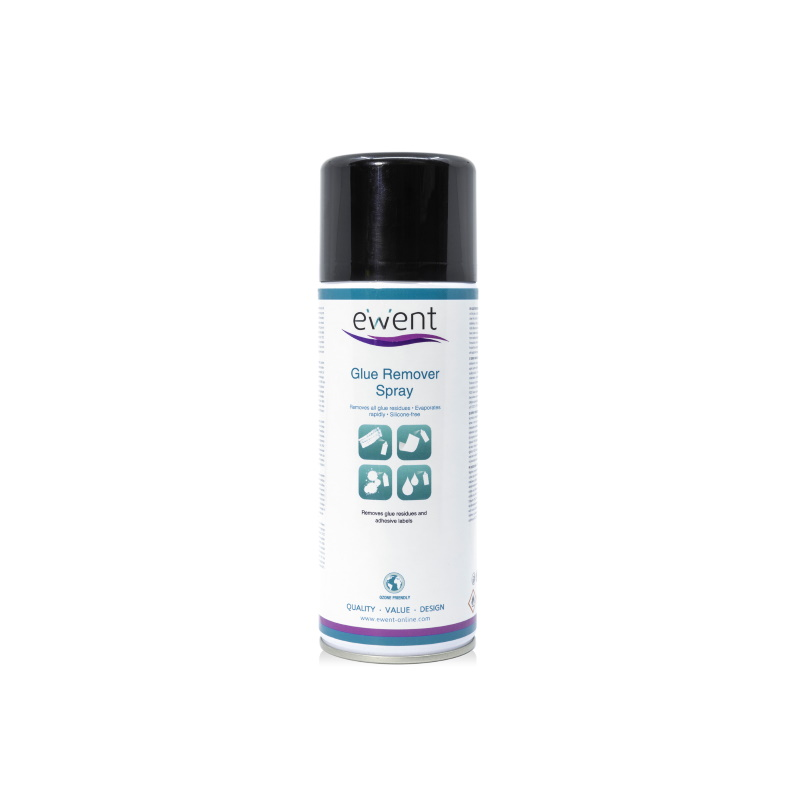 EW5627 | Spray Rimuovi Colla 400ml | Ewent | distributori informatica